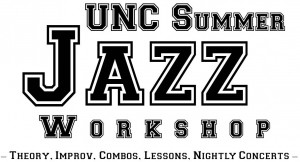 UNC SUMMER JAZZ WORKSHOP LOGO CROPPED NO YEAR2