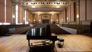 Moeser Auditorium photo by Brooks de Wetter-Smith