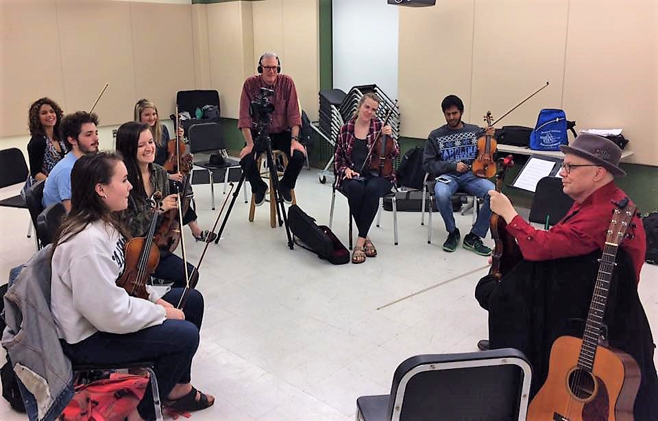 CBB Fiddle Workshop