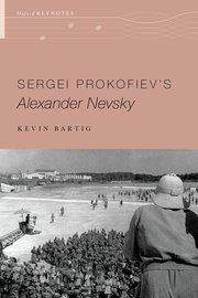Nevsky book by Kevin Bartig