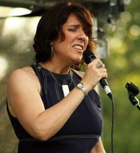 Kate McGarry singing