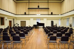 Kenan Rehearsal Hall