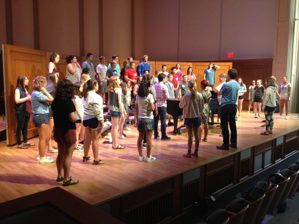 UNC Music Workshop