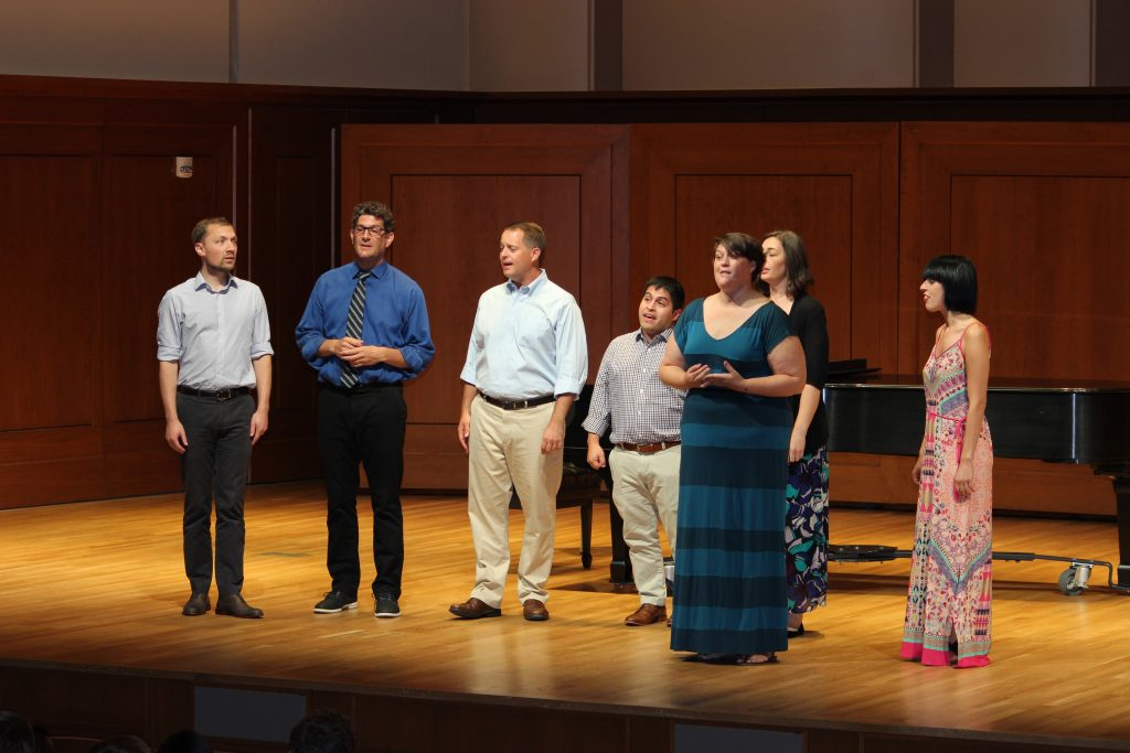 Faculty and Staff Recital