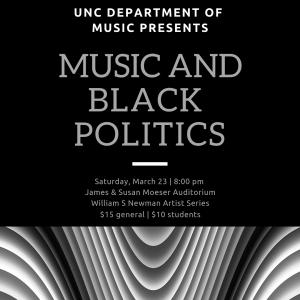 Music and Black Politics