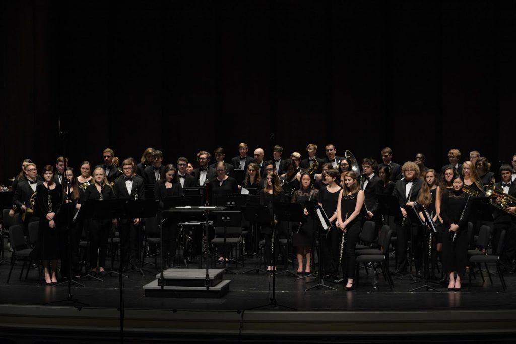 UNC Symphony Band