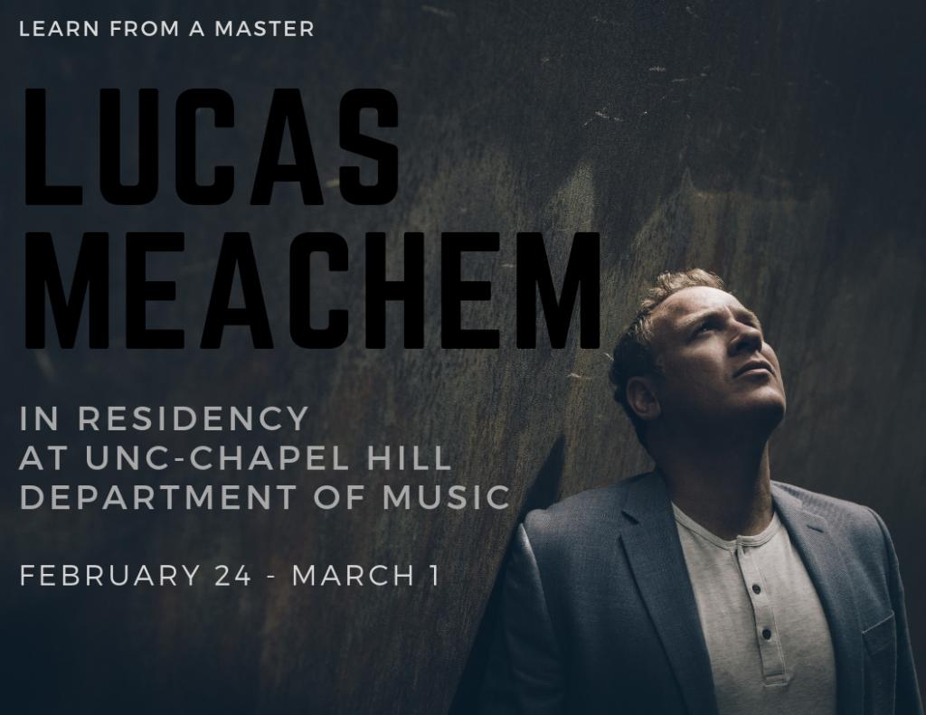 Learn from Lucas Meachem