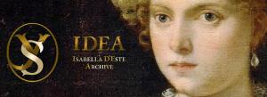 Isabella d'Este Banner