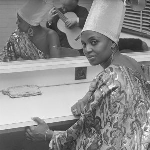 Makeba in 1969