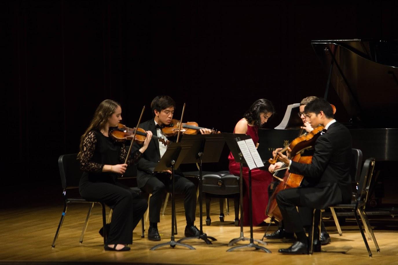 University Chamber Players