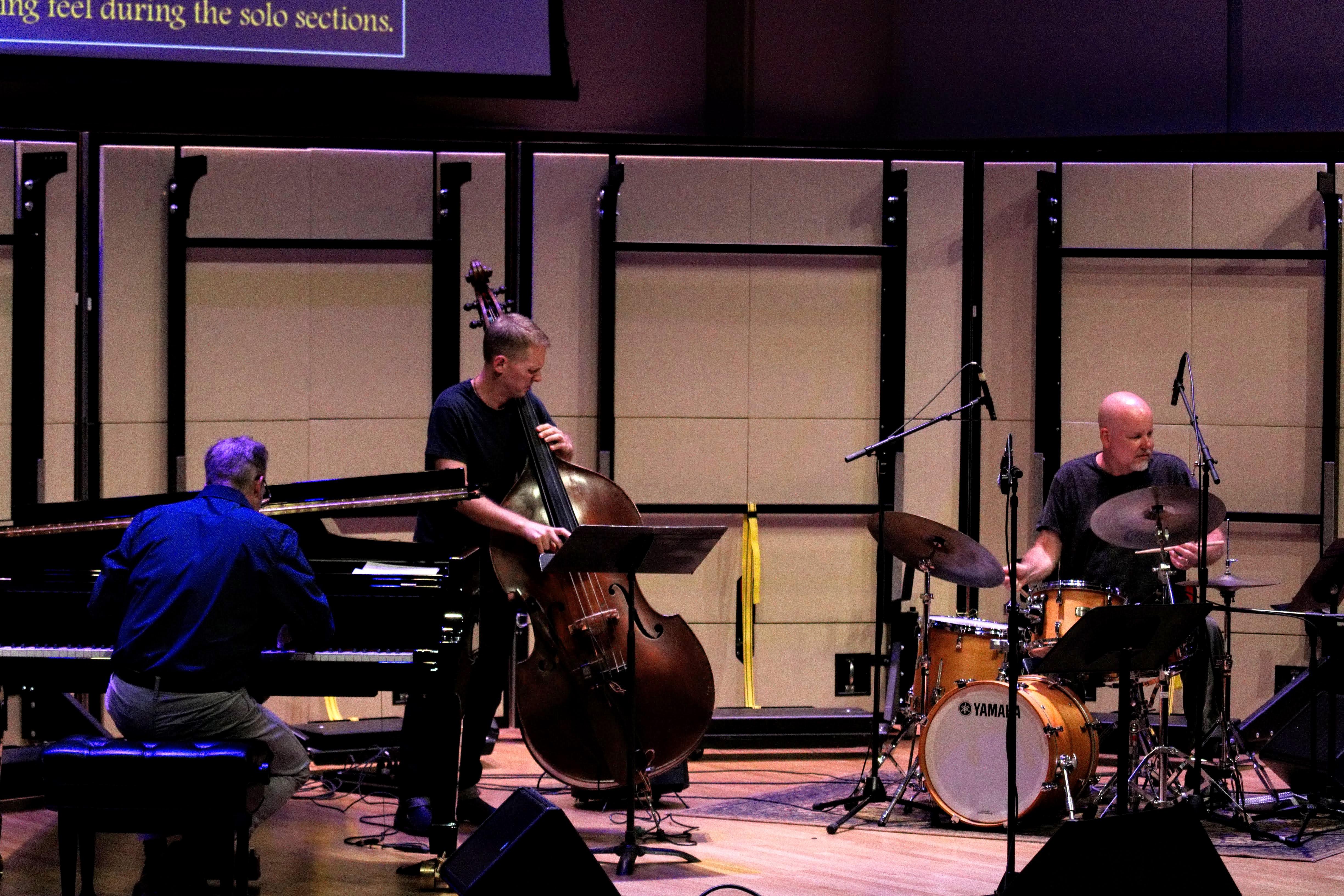 UNC Jazz Faculty Trio