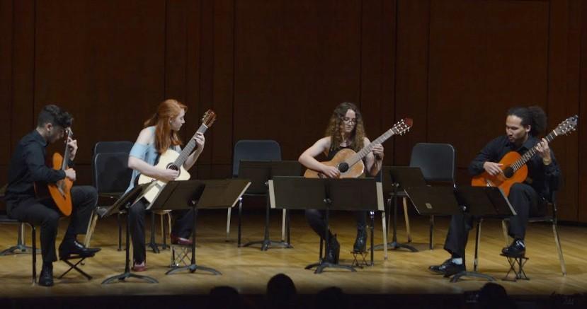 UNC Guitar Ensemble