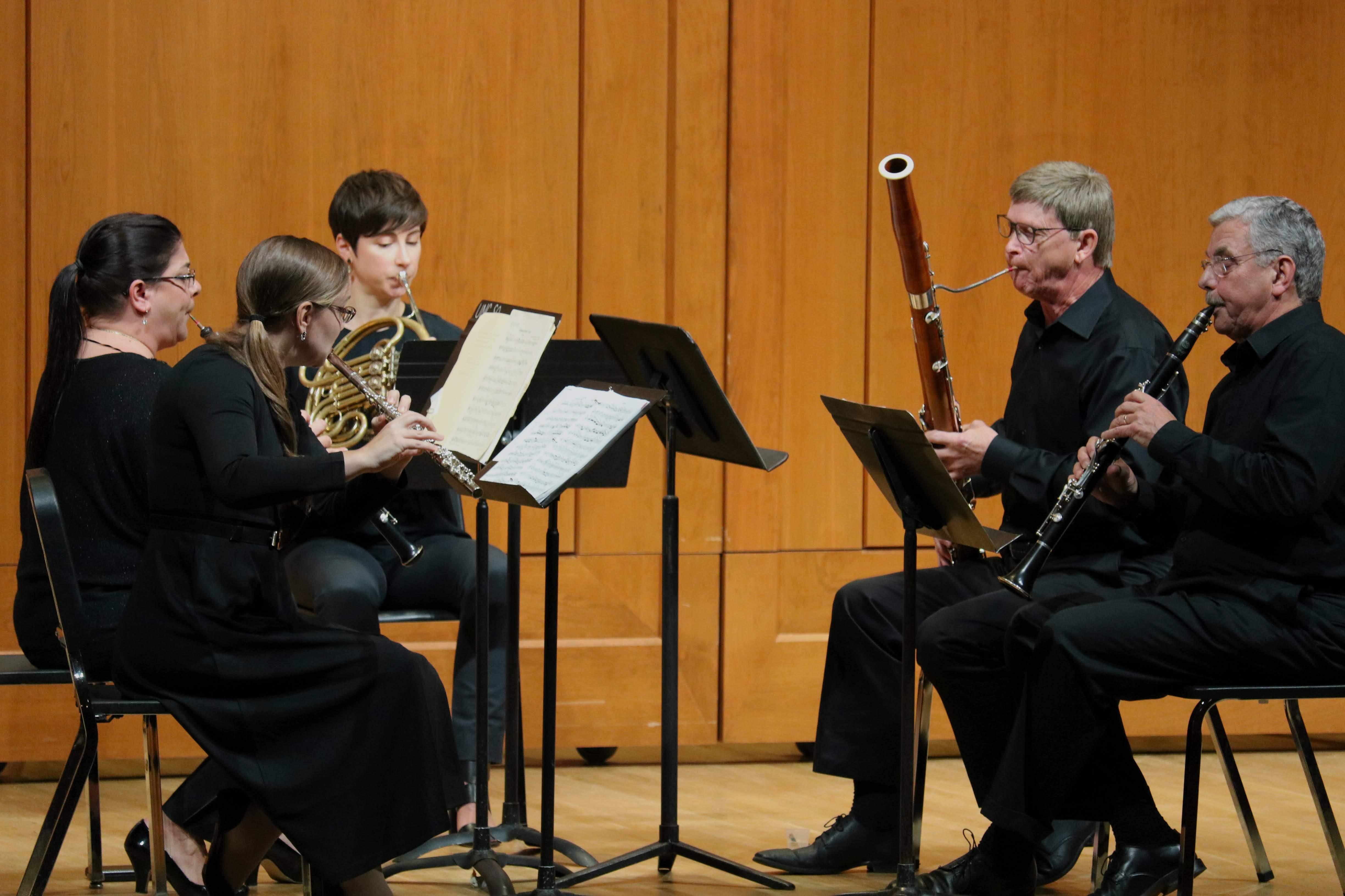 Carolina Wind Quintet