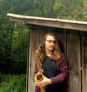 Alex Upton, saxophone