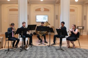Final Five Brass Quintet