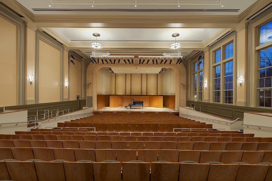 Moeser Auditorium