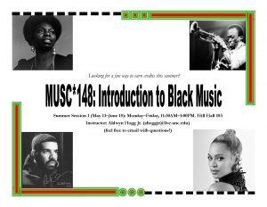 Intro to Black Music