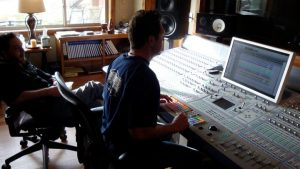Jay at Backbone console