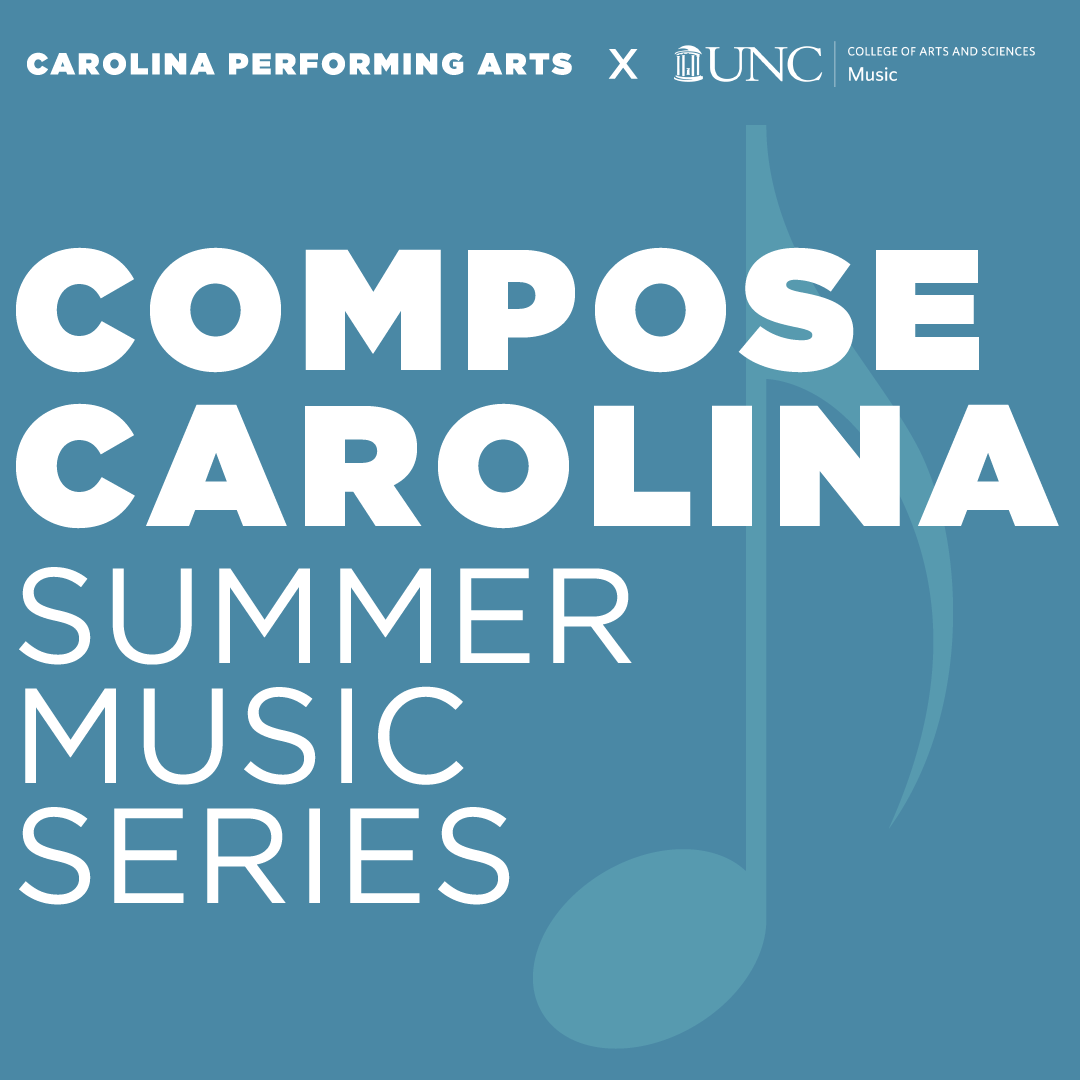 Compose Carolina: Summer Music Series logo