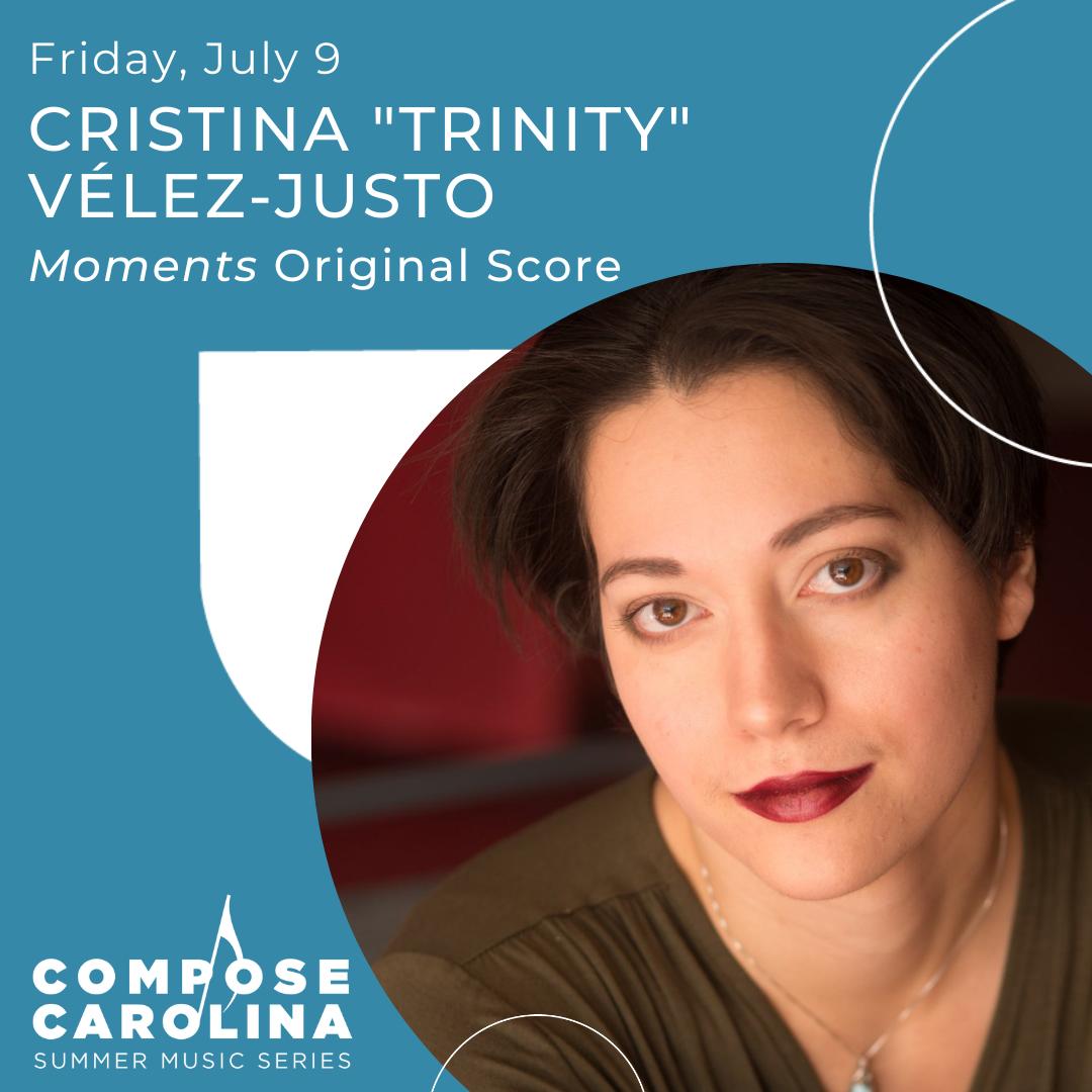 "Christina ""Trinity"" Velez-Justo"