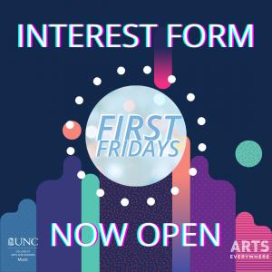 Interest Form Now Open